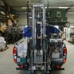 Instandsetzung: Hydraulisches Bohrgestänge